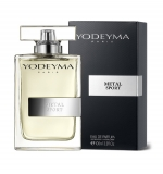 YODEYMA Paris Metal Sport EDP 100ml - Allure Homme Sport od Chanel