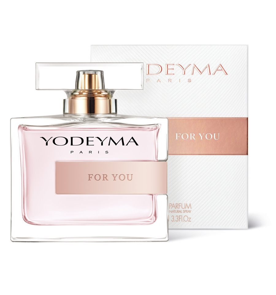 YODEYMA Paris For You EDP 100 ml - Chance od Chanel