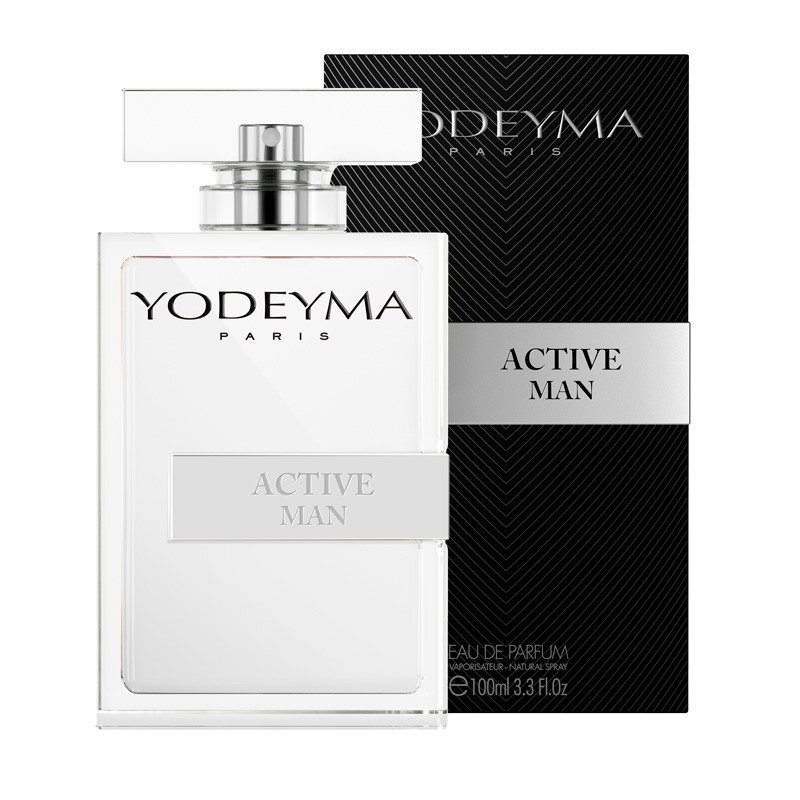 ..YODEYMA Paris Active Man 100ml - Aventus od Creed