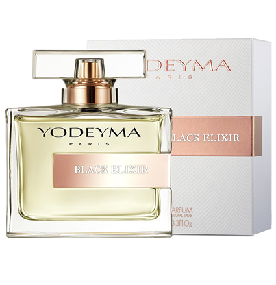 YODEYMA Paris Black Elixir EDP 100ml  - Black Opium od Yves Saint Laurent