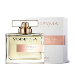 YODEYMA Paris Nicolás for her EDP 100ml-Narciso Rodríguez for her dámsky parfum