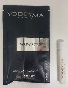 Yodeyma mini  tester WOW SCENT!