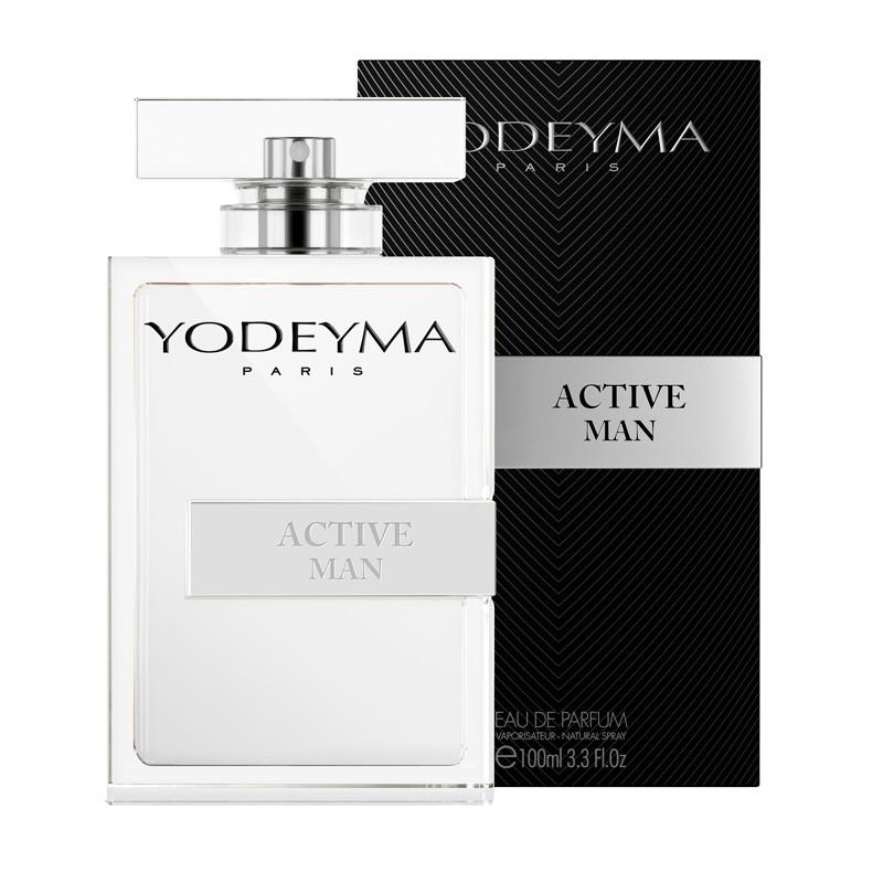 YODEYMA Paris QActive Man -Aventus-Creed