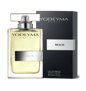 YODEYMA Paris Beach EDP 100ml - Fitch Fierce od Abercrombie